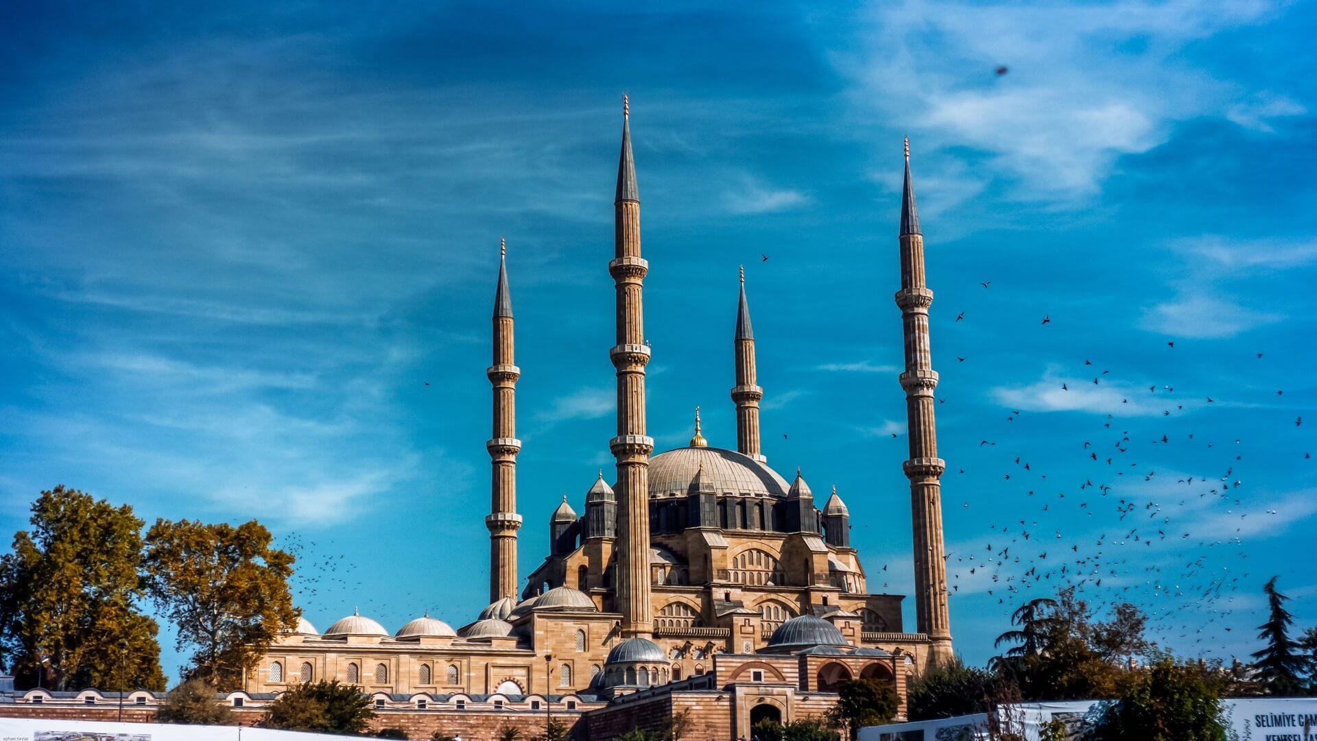 Selimiye Moschen